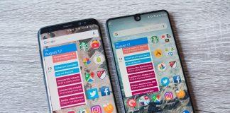 Essential Phone vs. Samsung Galaxy S8: The no-bezel battle