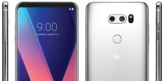 LG shows a behind the scenes look at creating the V30's wallpapers