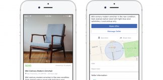 Facebook opens up its Craigslist-like section to retailers