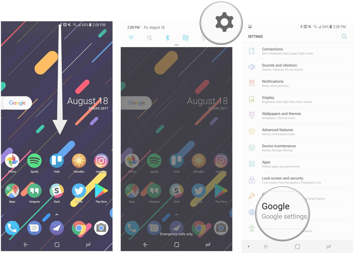 how to make android apps on android