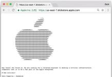 Apple Uses Hidden Web Page to Recruit for a 'Critical' Company Role