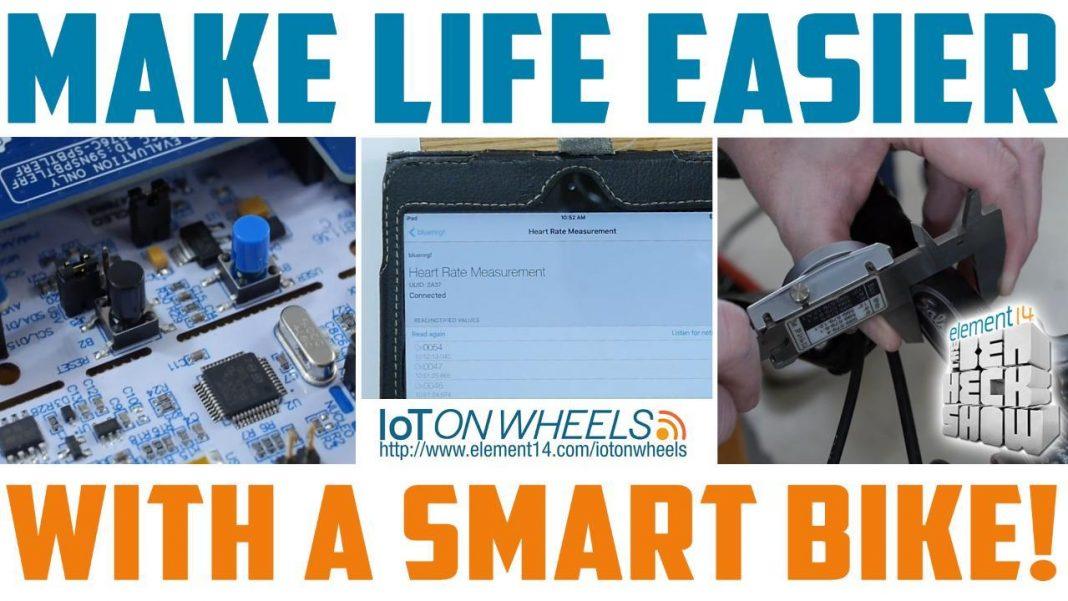 Ben Heck's 'IoT on Wheels'
