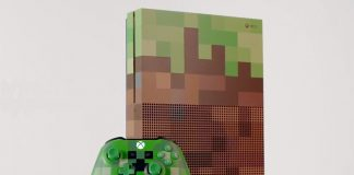 Microsoft unveils 'Minecraft' edition Xbox One S