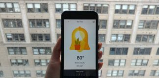 'It's Cool' weather alarm app reminds us the summer heat isn't that scary