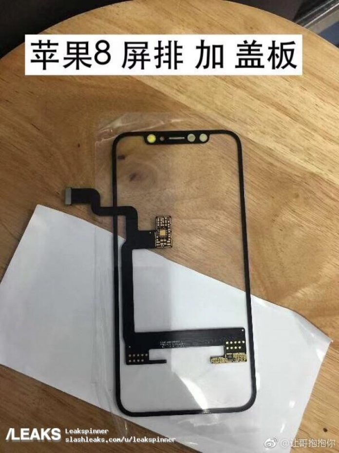 Alleged 'iPhone 8' Component Leaks Continue With OLED Display Assembly, Lightning and Power Flex Cables