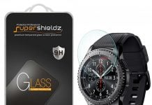 Best Screen Protectors for Samsung Gear S3