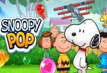 Snoopy Pop is the perfect puzzle game for you and your child (Review)