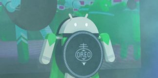 One of these Android Oreo statues is not like the other