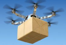 Walmart, like Amazon, considers a floating warehouse for drone delivery