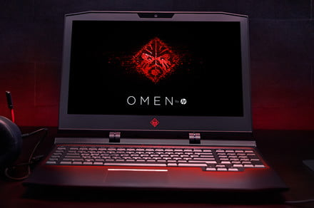 it's no coincidence hp's omen x gaming laptop arrives
