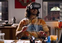 Microsoft patent hints at wand-like augmented reality controller