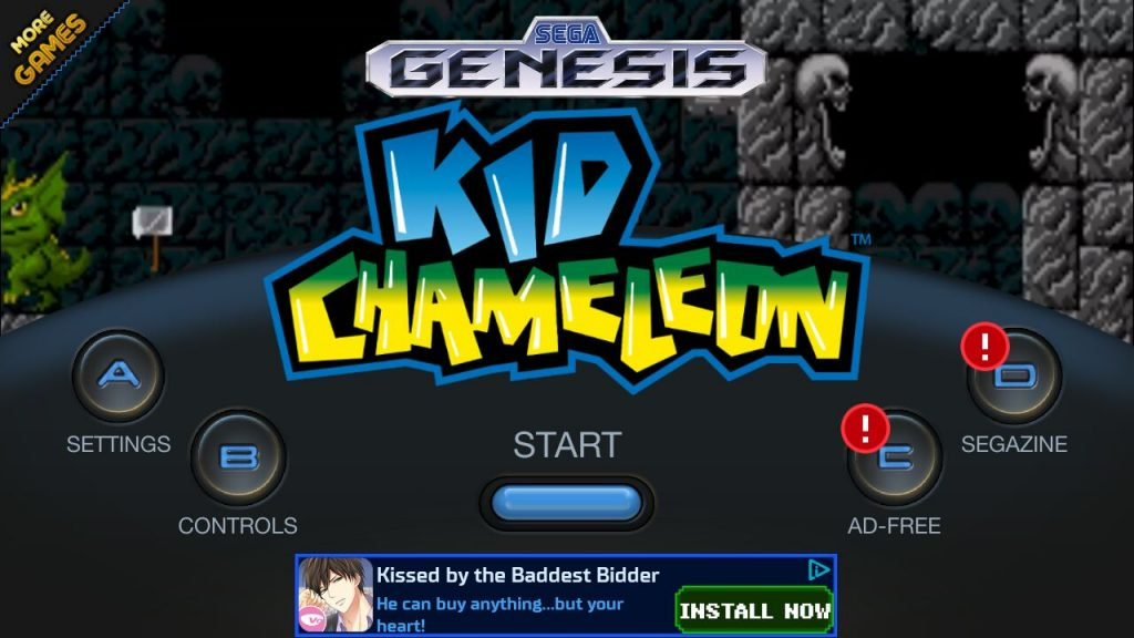 Kid Chameleon – A retro blast from the blast (Review) | AIVAnet