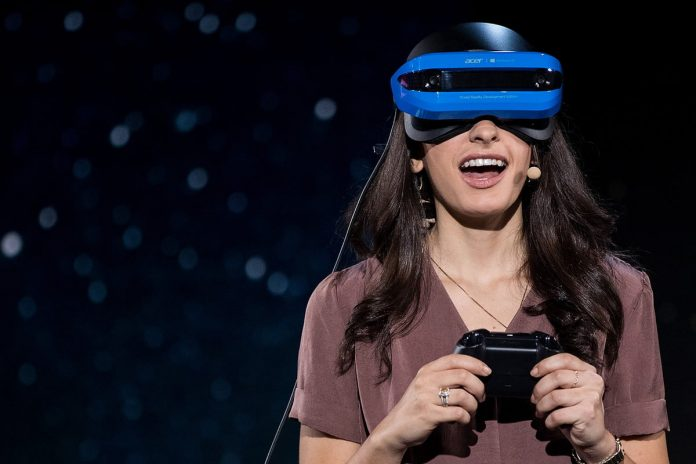 Windows Mixed Reality hands-on preview