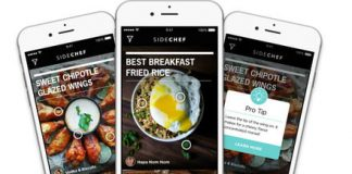 Sharp and SideChef team up to make your kitchen smarter than ever