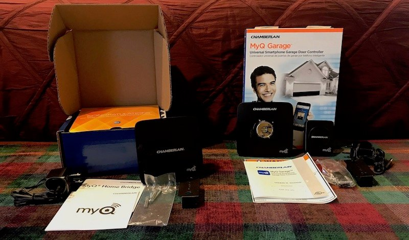 Review: Chamberlain's MyQ Garage and Home Bridge Add HomeKit