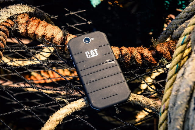 Caterpillar's rugged Cat S31 and Cat S41 smartphones can take a beating