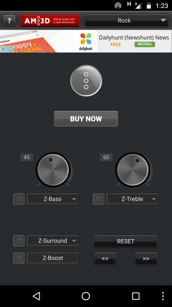 jetAudio HD Player