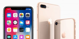 Comparing the iPhone X, iPhone 8 and iPhone 8 Plus