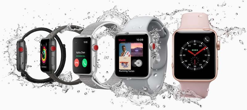 UK Network EE Will Offer £5 a Month Cellular Tariff for LTE-Capable Apple Watch Series 3