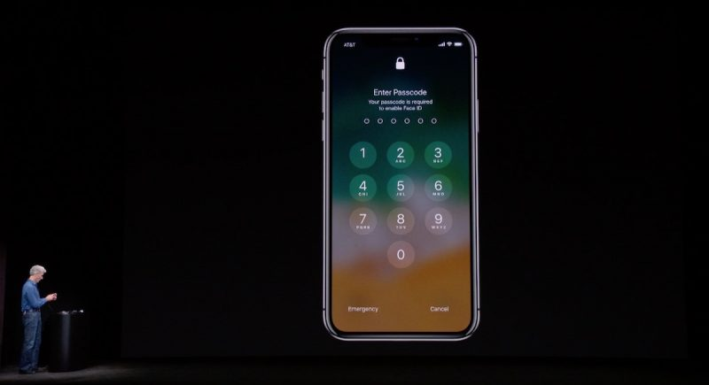Doubts and Speculation Surround Apple's Onstage Face ID 'Fail' During iPhone X Keynote