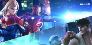 Watch us play 'Marvel vs. Capcom: Infinite' at 3 p.m. Pacific