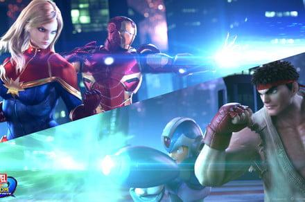 Watch us play 'Marvel vs. Capcom: Infinite' at 3 p.m. Pacific