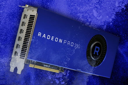 Why build a $7,000, 2TB graphics card? AMD explains its monster Radeon Pro SSG