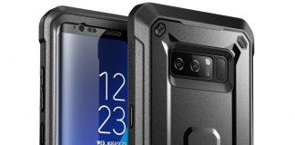 Best Heavy Duty Cases for Galaxy Note 8