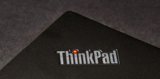 Retro ThinkPad pic in the wild shows notebook with some old-school style