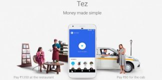Google Launches 'Tez' Mobile Payments Service in India for Android and iOS