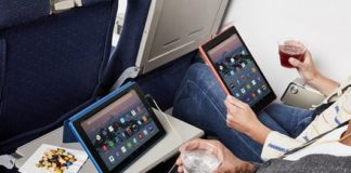 New Amazon Fire HD 10 tablet hands users Alexa hands-free