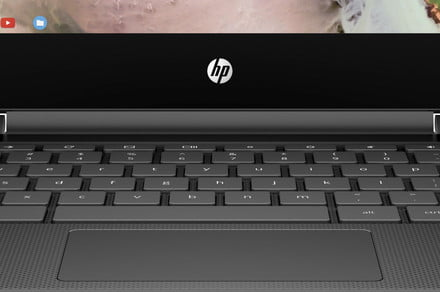 HP had abusive students in mind when designing its rugged Chromebook x360 PCs