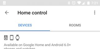 How to link and unlink smart device services from the Google Home app