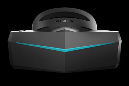 Pimax 5K and 8K VR headsets hit Kickstarter starting at $350