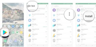 How to set up and get started with Google Tez