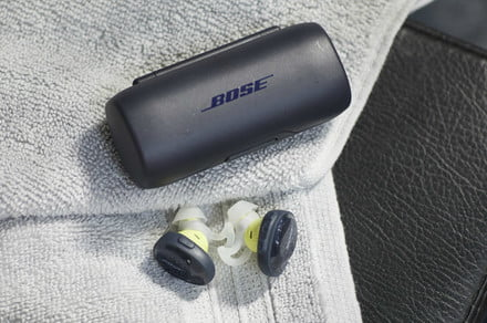 Earphones for huawei mate se - earbud clips for bose