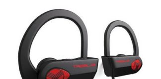Take your tunes to the gym (wirelessly) for $37