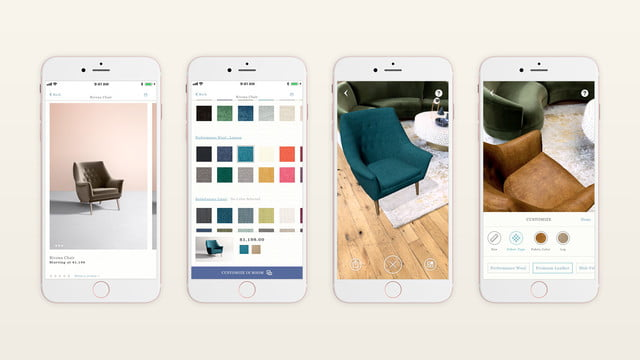 Anthropologie Uses Ar And Cgi To Help You Design Your