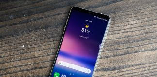LG's Sprint-exclusive V30+ arrives on October 13th