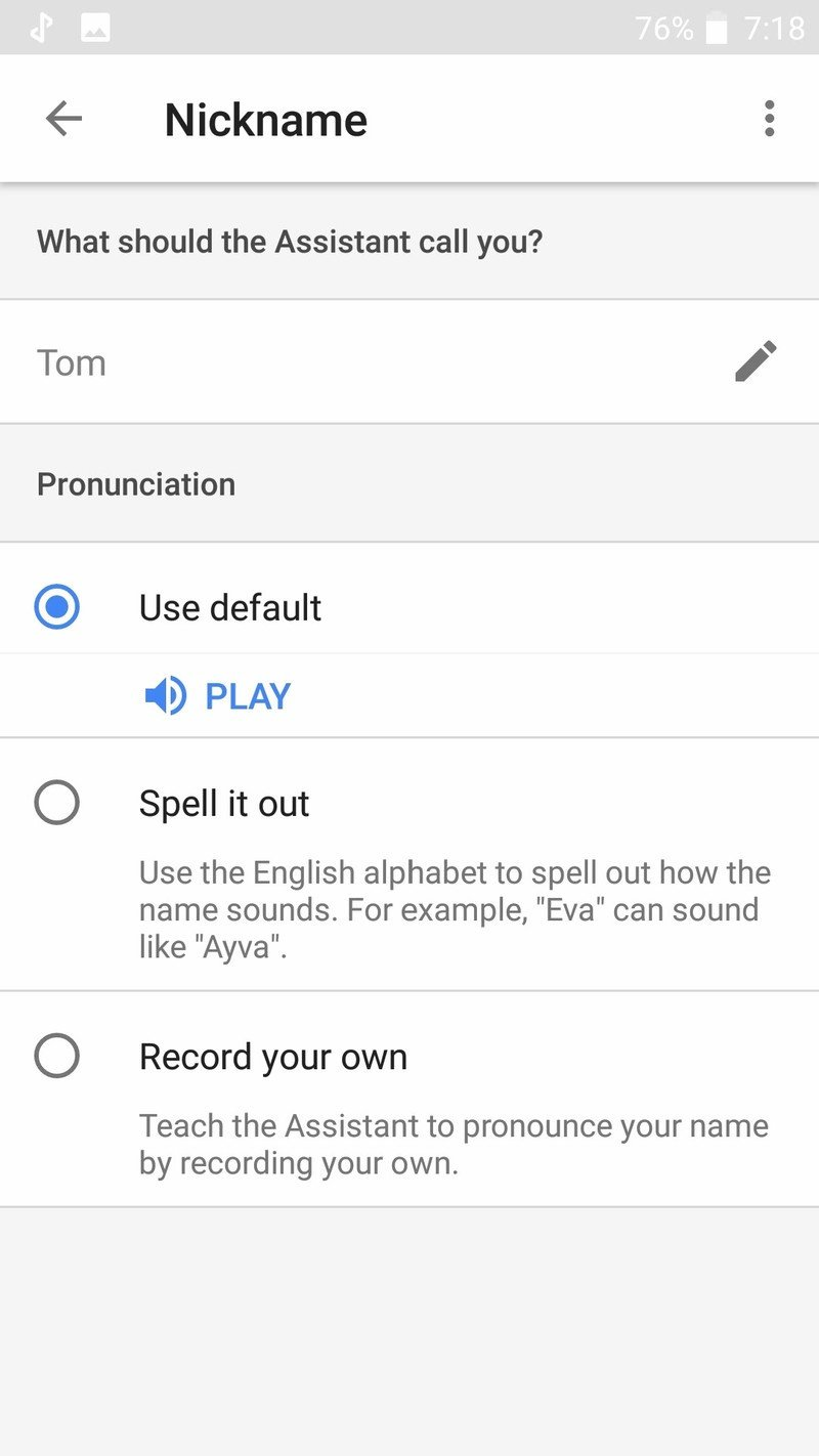 google-assistant-personal-info-nickname-