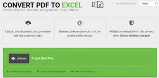 Need to know how to convert a PDF into an Excel document? Try these methods