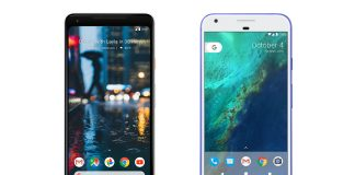 The Google Pixel 2 XL vs. the original Pixel XL: What's changed?