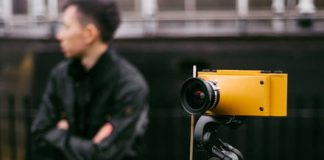 3D printing could make the K-Pan film camera expandable with new accessories
