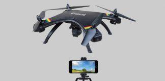 Polaroid (yes, that Polaroid) now has four new camera drones