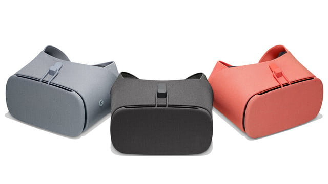 How does the original Google Daydream View compare to the 2017 version?