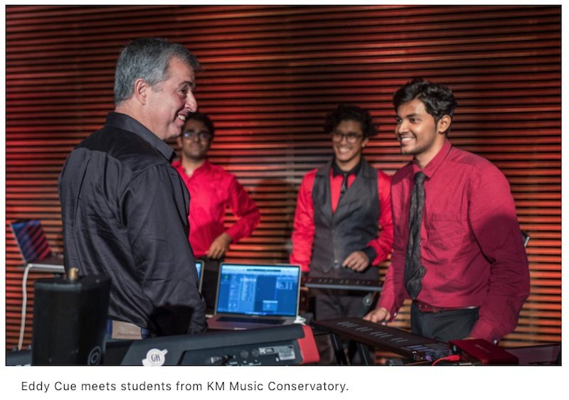 Apple Opening Two Mac Labs in India That Will Teach Students How to Create Music Using Logic Pro X