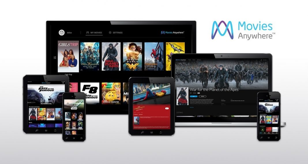 Movies Anywhere lets you watch your digital movies on any service, and Google is a launch partner