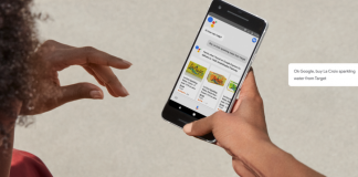 Order from Target nationwide by chatting with Google Assistant