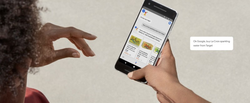 Google-Express-shopping-on-phone-Assista