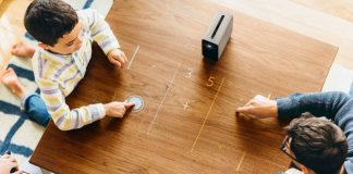 Sony's Xperia Touch projector arrives in the US at an absurd $1,700